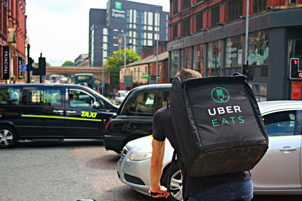gig economy workers brief productivity tool uber eats