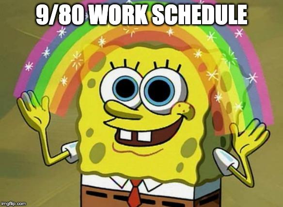 9/80 Work Schedule