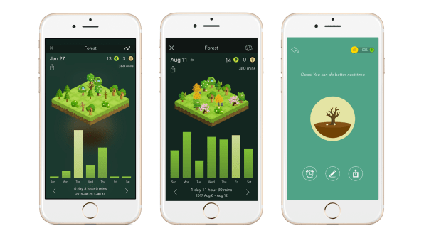 forest best productivity apps