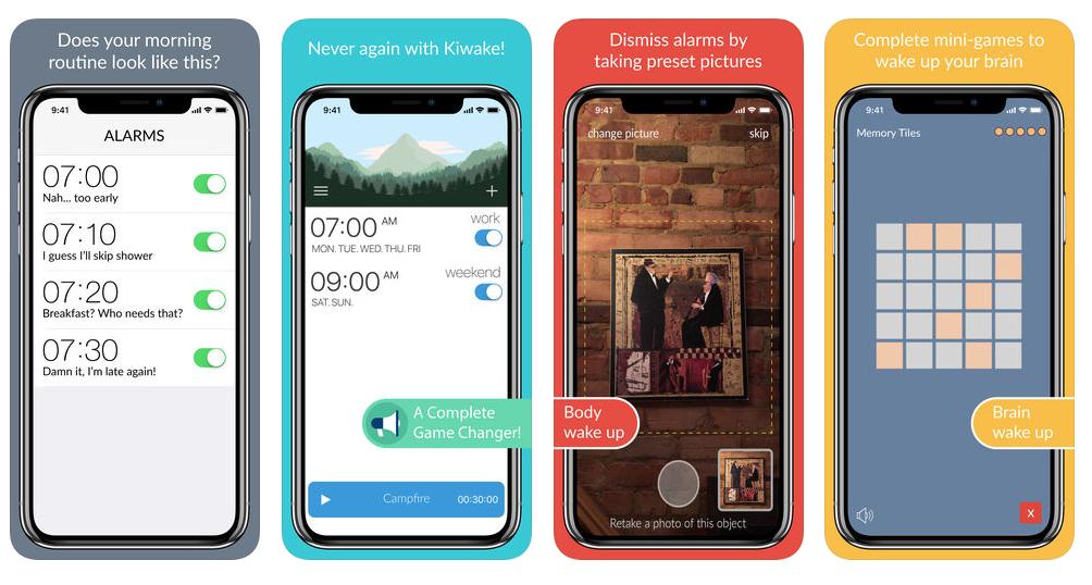 kiwake-alarm-clock-best-productivity-apps